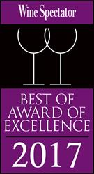 Jeff Ruby's Steakhouse Wins Wine Spectator Award