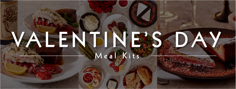 Valentine's Day Meal Kits