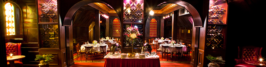 Jeff Ruby's Precinct | Private Dining | Cincinnati