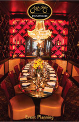 Private dining in Cincinnati